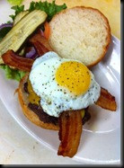 FlatBranch Burger