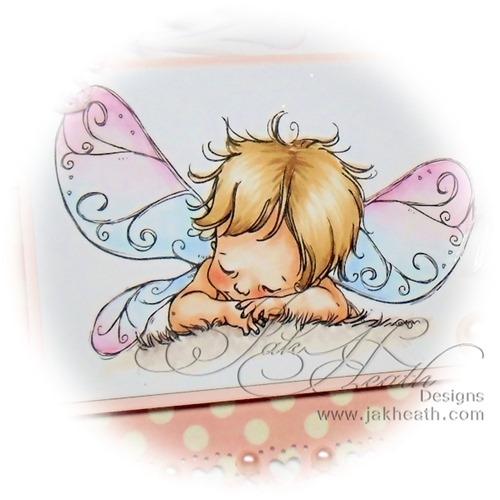 fairy sleepy2