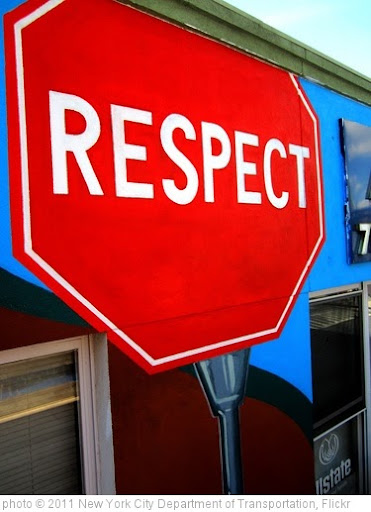 'React, Respect, Intersect' photo (c) 2011, New York City Department of Transportation - license: http://creativecommons.org/licenses/by-nd/2.0/