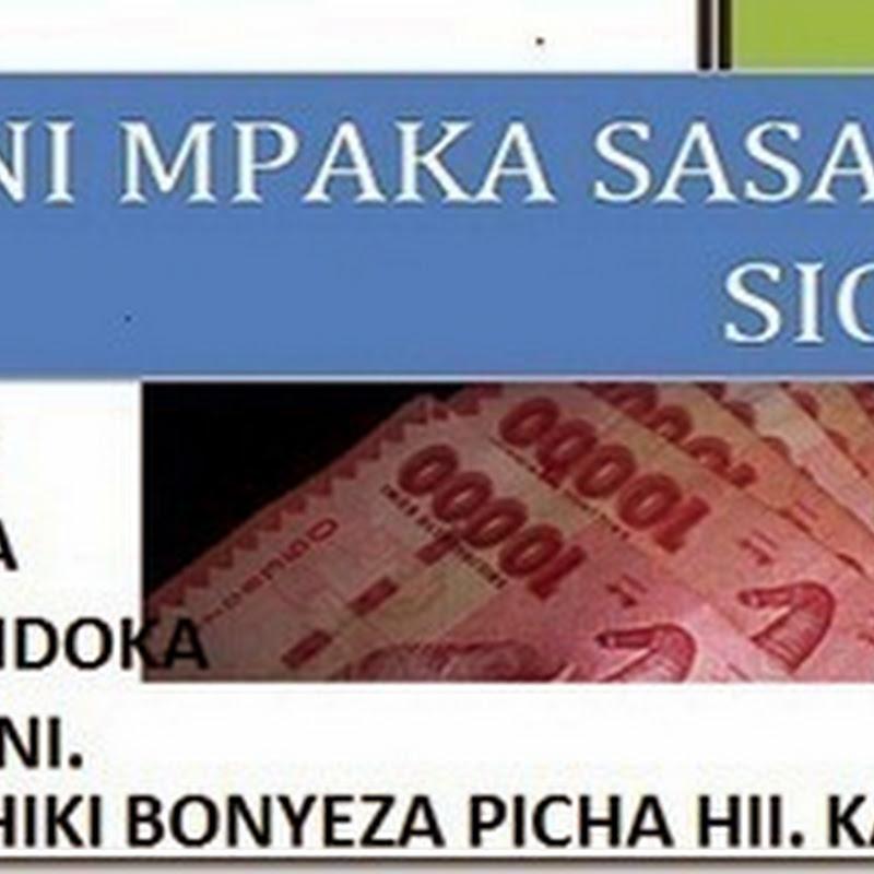 USHAURI; Biashara Nzuri, Inayolipa Na Unayoweza Kuifanya.
