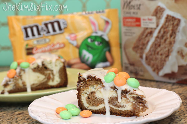 White Chocolate Carrot Cake