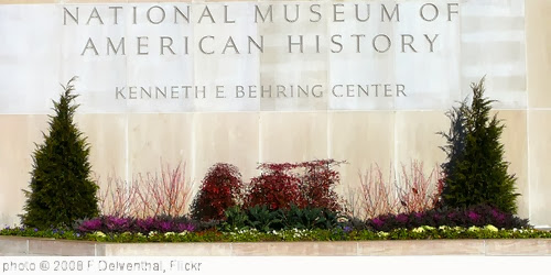 'Smithsonian National Museum of American History' photo (c) 2008, F Delventhal - license: http://creativecommons.org/licenses/by/2.0/