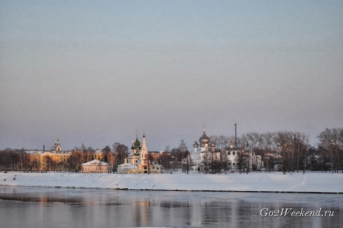 Uglich winter