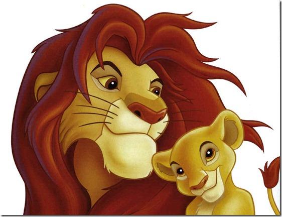 El Rey León,The Lion King,Simba (160)