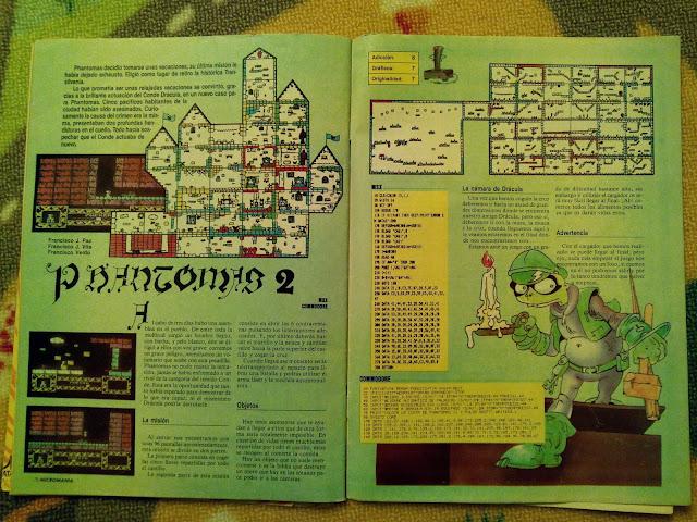 Mapa del Phantomas 2