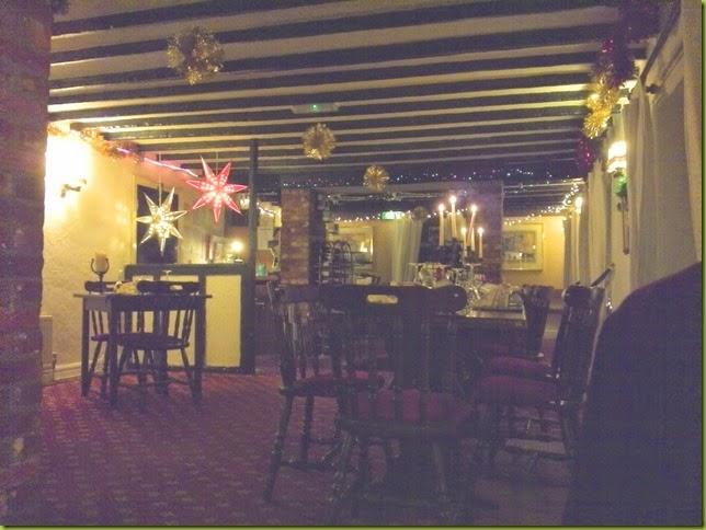 The Willow House restaurant Watton