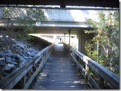 Cyclist Underpass on Hilton Head Island