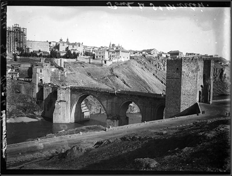 Puente de San Martín - Toledo
