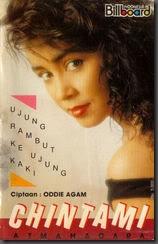 CHINTAMI ATMANAGARA Ujung Rambut ke Ujung Kaki 1988- cover