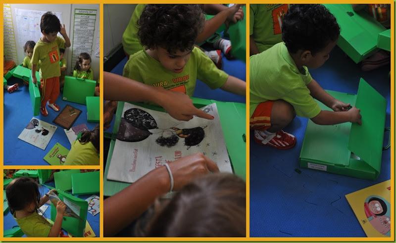 Infantil 3 Tarde - Escolha de livro6