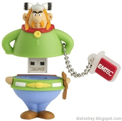 Abraracourcix USB flash drive 1