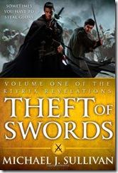 Theft of Swords USA