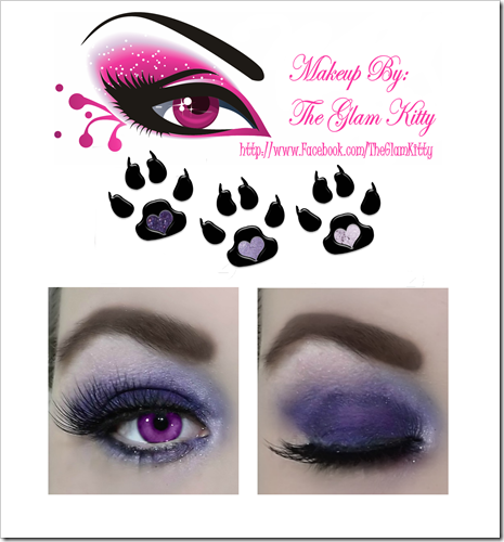 Elissa Bat Makeup