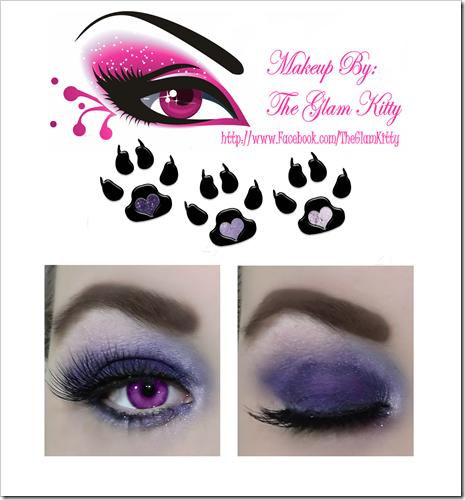 Elissa Bat Makeup