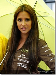 Paddock Girls Gran Premio bwin de Espana  29 April  2012 Jerez  Spain (25)