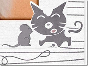 dettaglio mouse e cat