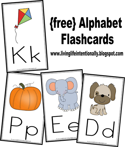 Lively image in free printable abc flash cards