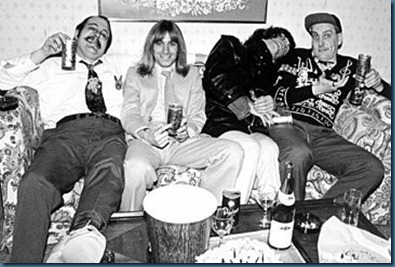 Cheap Trick party