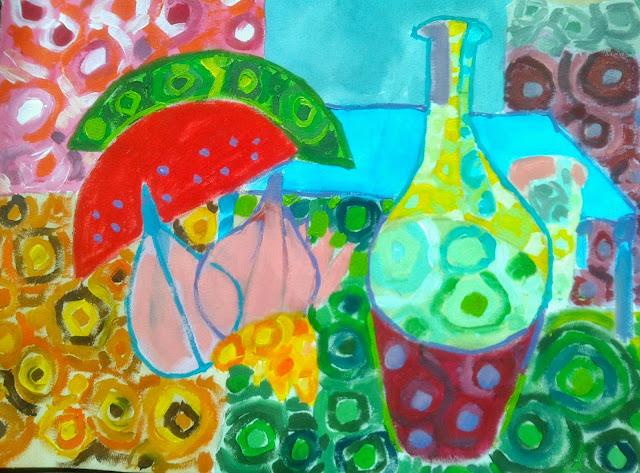 Acrílico sobre lienzo 2