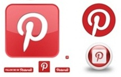 buttonshut pinterest icons