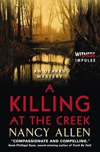 A Killing at the Creek Cover