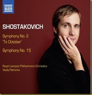 Petrenko Shostakovich 2 Octubre 15