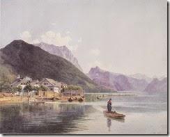 Rudolf_von_Alt_-_Der_Traunsee_-_1840