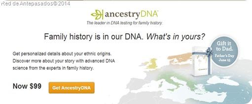 Test ADN Ancestry