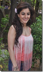 Isha Talwar Hot Images @ Thillu Mullu 2 Press Meet