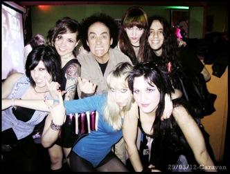 mariskal jason grupo chicas rock