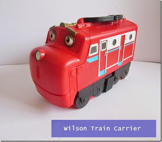 wilson train carrier