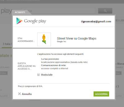 Google Play permetterà anche l'aggiornamento e rimozione della applicazioni da remoto