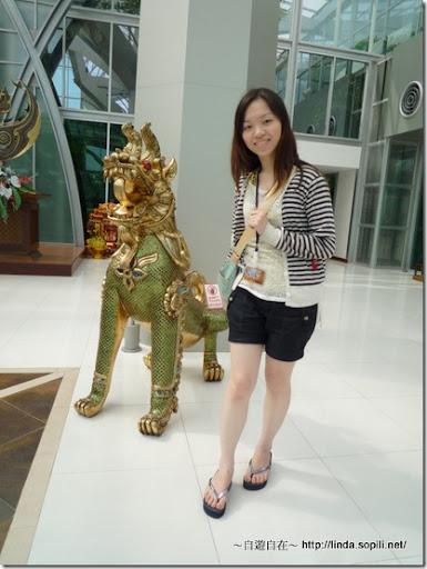 泰國曼谷-珠寶中心