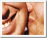 boy kisses boy