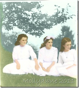 Ivah,Jo and Marion