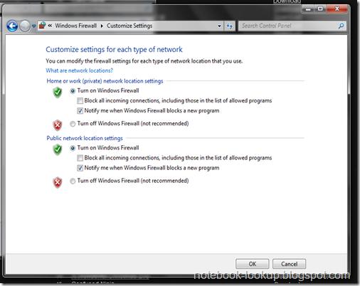 แก้ปัญหาการ Add Share Printer ระหว่าง Windows 7 และ Windows XP(เครื่องแชร์)