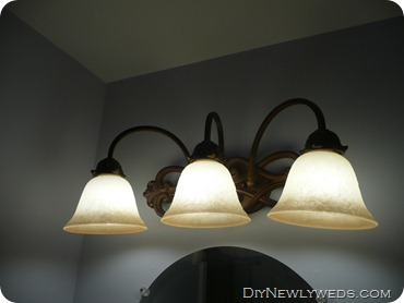 powder-room-light-fixture
