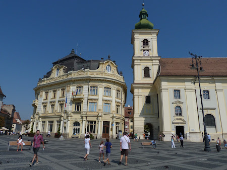 Sibiu: The Large Square