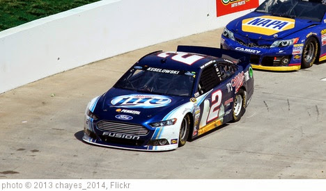 '2 Brad Keselowski, 2013 STP Gas Booster 500' photo (c) 2013, chayes_2014 - license: https://creativecommons.org/licenses/by-sa/2.0/