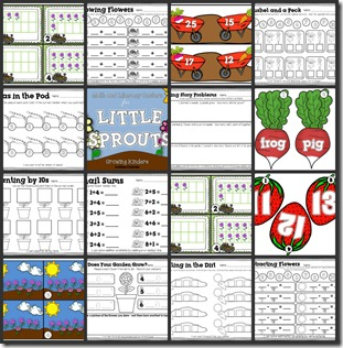 plants math and literacy 1