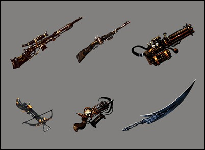 some_coh_weapons