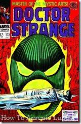 P00005 - Dr Strange   por mastergel v1 #173