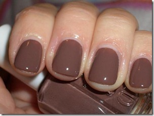 essie hot coco via pinterest