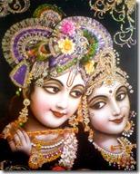 Radha and Krishna