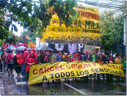 Marcha EMVJ Rosario