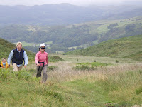 Walking the wilds of Snowdonia.