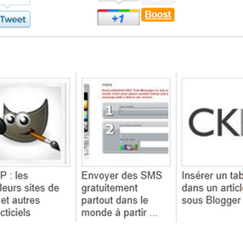 Personnaliser le widget linkwithin sous Blogger