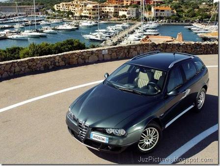 Alfa Romeo 156 Crosswagon Q4 (2004)5