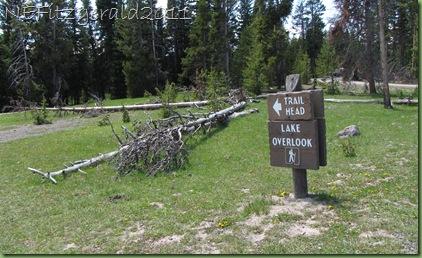 LakeOverlookSign