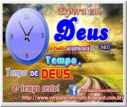 VDD CC 12 TEMPO DE DEUS